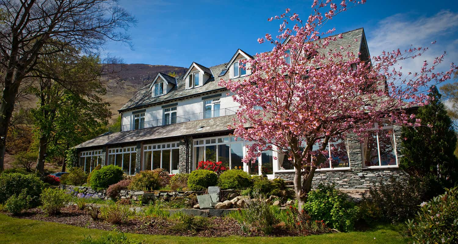 Welcome To Borrowdale Gates Hotel